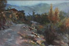 Sierra Nevada Sml, 44x30cm £600